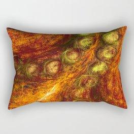 Draw Me Out Rectangular Pillow