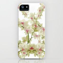 Orchidee fantasy iPhone Case