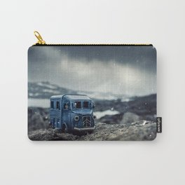 Little cars, Big Planet (Snow) Carry-All Pouch