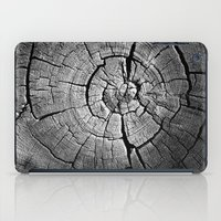 tree rings iPad Cases featuring Rings by Jacob Haynes