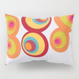 8 Balls Pillow Sham