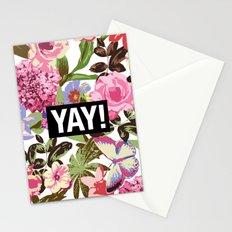 YAY! Stationery Cards