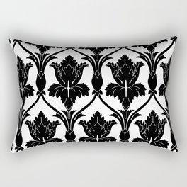221B Baker Street - Fleur de lis. Rectangular Pillow