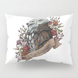 Old Wolf Pillow Sham