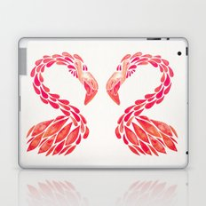 Miami Flamingo – Pink Ombré Laptop & iPad Skin
