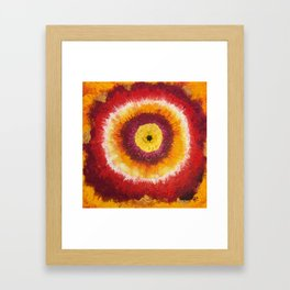 Circle of Love  Framed Art Print