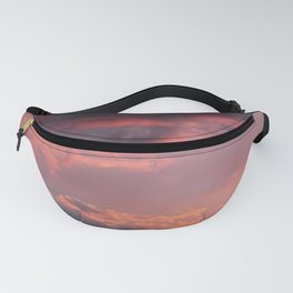 Sunset Atlas Fanny Pack