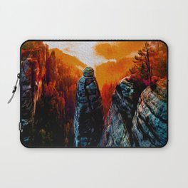 The Swiss View Laptop Sleeve