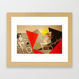 Kaleidospoke 2012 Framed Art Print