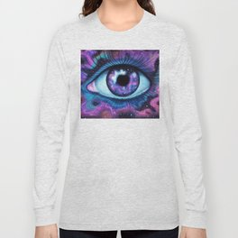 We Are All Made Of Stardust Long Sleeve T-shirt