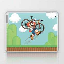 Super Cyclocross Laptop & iPad Skin