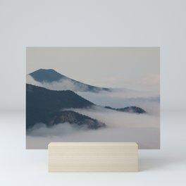 The Rocky Mountains Mini Art Print
