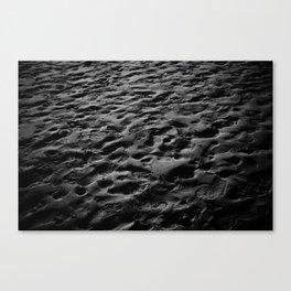The Sand Canvas Print