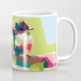 Birdies Chat Coffee Mug