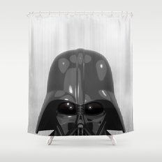 Darth Vader Bottom Shower Curtain