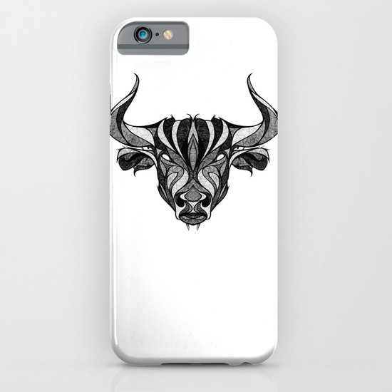 Signs of the Zodiac - Taurus iPhone & iPod Case