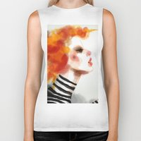 pin up Biker Tanks featuring Pin by Dnzsea