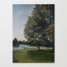 Louisiana 33/100 Canvas Print