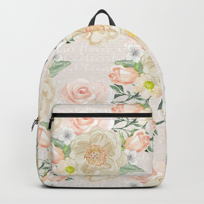 Spring is in the air #25 Backpack