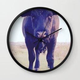 You looking at me? Wall Clock