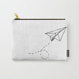 Paper Airplane 9 Carry-All Pouch