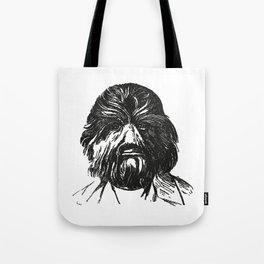 Hey, Wolfman Tote Bag