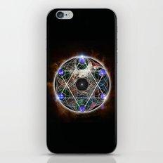 Bereshit iPhone & iPod Skin