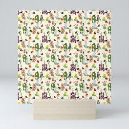 Summer love Mini Art Print
