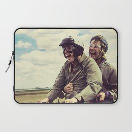 Dumb and Dumber,jim carrey,movie poster,Best Buds  Laptop Sleeve