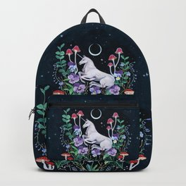 Unicorn Garden Backpack