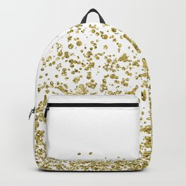 Gilded confetti Backpack