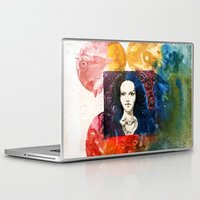 lucy Laptop & iPad Skins featuring Lucy by Ecsentrik