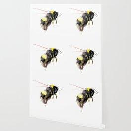 Bumblebee, bee art, bee design Wallpaper