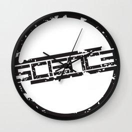 Circle Logo Wall Clock