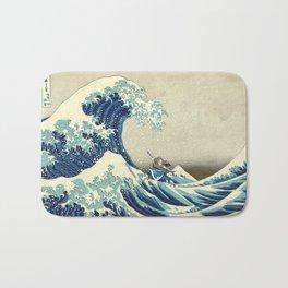 Katara Riding the Wave Bath Mat