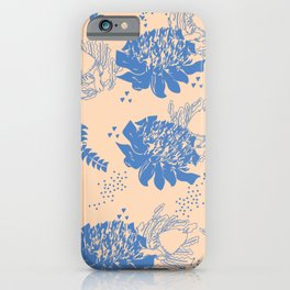 Petal to the Metal iPhone Case
