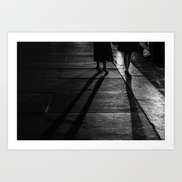 After Party Art Print