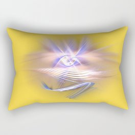 pure spirit -the eye Rectangular Pillow