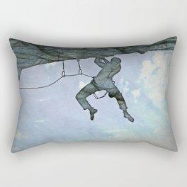 Climb On Rectangular Pillow