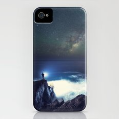 Searching the Stars iPhone (4, 4s) Slim Case