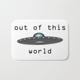 Out of this World Bath Mat