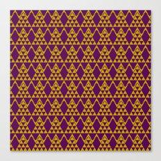 tribal pattern 3 Canvas Print