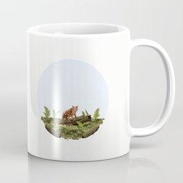 Spotted-tail Quoll (Dasyurus maculatus) Coffee Mug