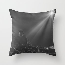 In the mix! Throw Pillow