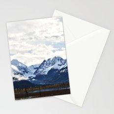 Beautiful Alaska Stationery Cards