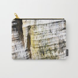 Tree Bark Waves Carry-All Pouch