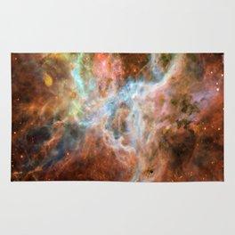 Central region of the Tarantula Nebula (NASA/ESA/Danny LaCrue) Rug