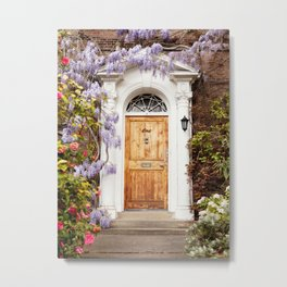Home and Garden Metal Print