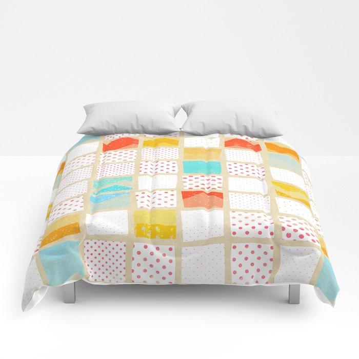 morning news Comforters