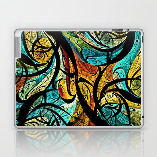 Abstract Pattern Laptop & iPad Skin